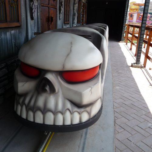 Dark ride manufacturers